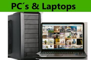 PC und Laptop Komplettgeräte