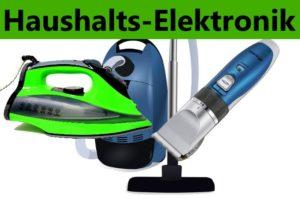 Ankauf von gebrauchter oder defekter Haushaltselektronik