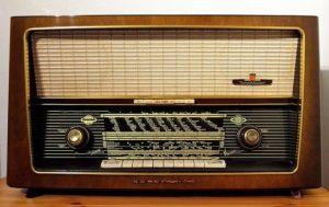 Ankauf von Röhrenradios zum Festoreis